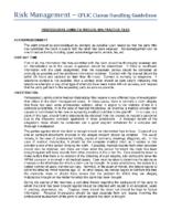 Professional Liability / Medical Malpractice